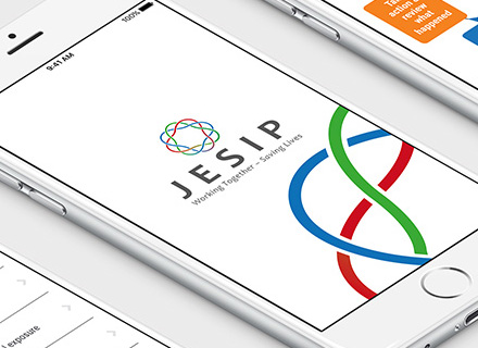 JESIP – Website and App Development